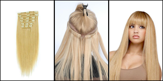 Montare Extensii Clip On Jiva Hair Blog